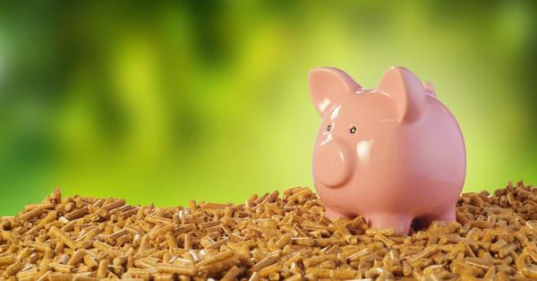 木質ペレットを使用するペレット窯で、環境にもコストにも優しい経営を