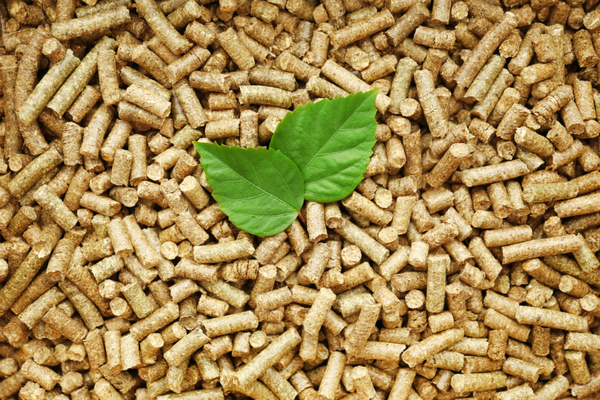 新しいバイオマス燃料である木質ペレットで循環型社会に貢献