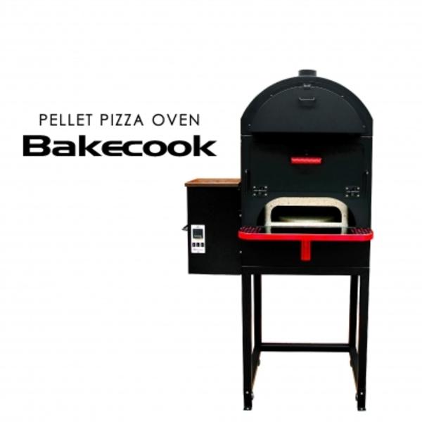ペレットピザ窯 『Bakecook』