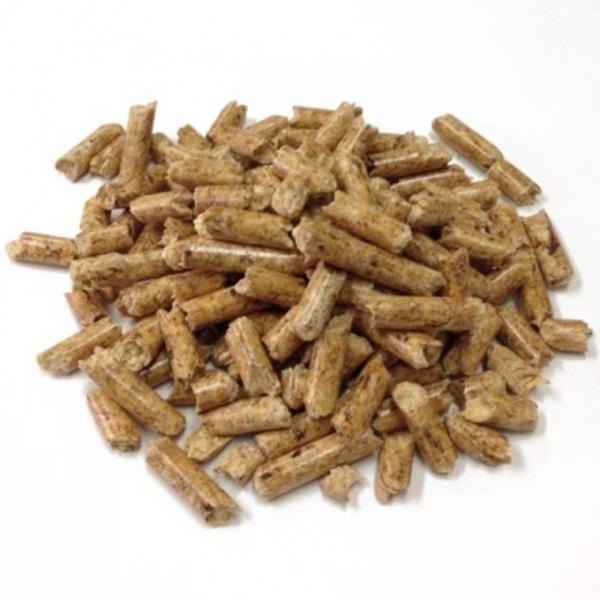 木質ペレット燃料について