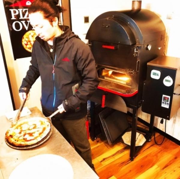 ピザ焼き体験🍕