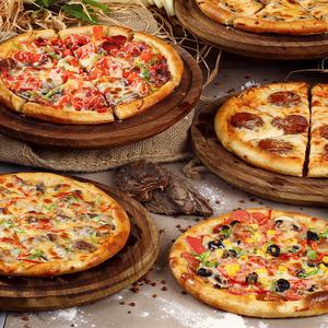 タイトル「ピザには種類がある!代表的なピザの違いをわかりやすくご紹介」